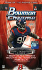 2014 BOWMAN CHROME FOOTBALL HOBBY BOX FACTORY SEALED NEW