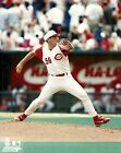 STEVE PARISS CINCINNATI REDS UNSIGNED 8x10 PHOTO