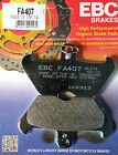 EBC/FA407 Brake Pads (Front) - BMW R1100GS, R1100RS, R1100RT, R1150GS, K1200RS