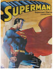 DC COMICS: SUPERMAN THE LEGEND by Cryptozoic - 1 (One) Box and an Album Binder