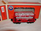 Lionel 6-25964 Christmas Holiday Silver Bell Casting Ore Car O 027 2013 New MIB