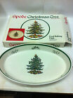 Spode CHRISTMAS TREE Oval Baking Dish 10.5'' S3324 MINT CONDITION