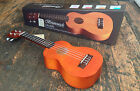 Brunswick Natural Soprano Ukulele Fitted With Aquila Strings RRP 4999