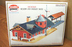 MODEL POWER STATION and FREIGHT SHED HO SCALE BUILDING KIT