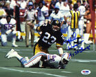 Mike Wagner SIGNED 8x10 Photo + 4 x SB Champs Steelers ITP PSA DNA AUTOGRAPHED