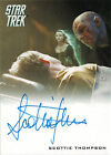 2014 Rittenhouse Star Trek Movies Autographs Gallery and Guide 52