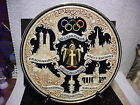 1972 MARZI & REMY Olympic Plate Olympiade Munich Olympic MADE IN WEST GERMANY