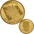 2015 Canada 50 cent 1 25th oz Gold Coin Maple Leaf