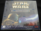 Star Wars Attack Of The Clones Widevision Factory Sealed Trading Card Hobby Box