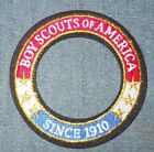 2010 National Boy Scout Jamboree Since 1910 Ring Patch MINT! Jambo Jam NJ