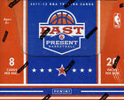 2011-12 PANINI PAST & PRESENT BASKETBALL HOBBY BOX FACTORY SEALED