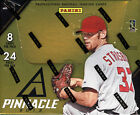 2013 PANINI PINNACLE BASEBALL HOBBY BOX FACTORY SEALED NEW 2 AUTOGRAPHS