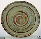 Massive MUSEUM QUALITY Gorgeous MARTZ Art Pottery SIGNED Platter TRAY almost 13