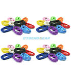 4X 10 COLOR 10FT MICRO USB DATA SYNC POWER CHARGER CABLE GALAXY S4 NOTE II NEXUS