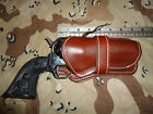 Ruger Single Six 4 5 8 Heritage Rough Rider Colt 4 3 4 Western Leather Holster