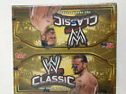 2011 TOPPS WWE CLASSIC FOIL RETAIL TRADING CARD BOX