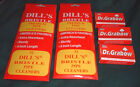 DR. GRABOW PIPE FILTERS & DILL`S BRISTLE CLEANERS