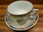 Excellent vintage porcelain tea cup and saucer set,  BAVARIA