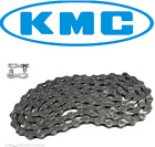 KMC X893 MTB Hybrid Road Bike 6 7 8 Speed Chain fit Shimano SRAM Campagnolo