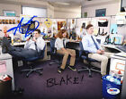 Adam LeVine Blake Anderson Anders Holm SIGNED 8x10 Photo Workaholics PSA DNA