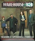 Warehouse 13 Season 4 Factory Sealed Premium Pack Autograph Costume Relic Card