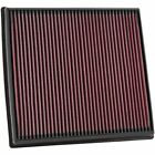 K&N 33-2428 Air Filter For 2011-2018 BMW X5 2011-2017 X3