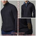 MASSIMO DUTTI MEN'S ELBOW PATCH CARDIGAN | 0902/032 | S-XXL | NEW SEASON 2015