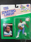 1989 Starting Lineup SLU Football Mike Rozier Oilers
