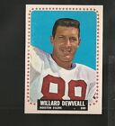 1964 Topps Football Cards 8