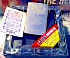 ZIPPO AMERICAN CLASSIC LIMITED EDITION CRYSTAL ASHTRAY JAPANESE LIGHTER SET NEW