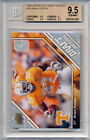 2009 Upper Deck Draft Edition Arian Foster Rookie Card Graded BGS 9.5-9-9.5-9.5