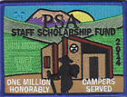 N-8624 2014 PHILMONT STAFF ASSOCIATION SCHOLARSHIP FUND PATCH