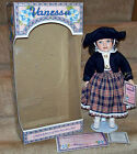 Fine Porcelain VANESSA DOLL by VANESSA RICARDI - Limited Edition - 1998