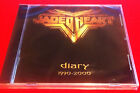 JADED HEART - DIARY 1990-2000 - NEW CD - MTM 2001