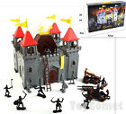 Castle Knights Catapult Medieval Toy Soldiers Figures Box Set B Free Ship