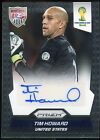 2014 Panini Prizm World Cup Signatures #STH Tim Howard Autograph