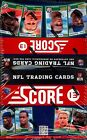 2013 SCORE FOOTBALL - 10 BOX LOT