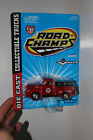 ROAD CHAMPS 1956 FORD PICKUP, TEXACO OIL WITH OIL DRUM LOAD, 1:43, NIB, LOT B