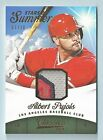 Albert Pujols Baseball Cards, Rookie Card Checklist, Autograph Guide 20