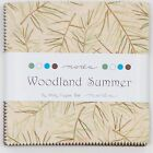 WOODLAND SUMMER PRINTS Charm Pack by Holly Taylor for Moda Fabrics