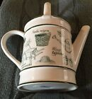 New England Pottery Watering Can Made In Portugal