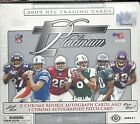 2009 Topps Platinum Football Cards 2