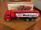 HAYASHI MOBILGAS TANKER No 154 TIN LITHO FRICTION EXCELLENT IN ORIG BOX JAPAN