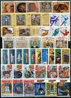 RUSSIAN,USSR,LOT STAMPS,10 x ALL COMPLETE SETS,Topicals,ALL MINT,MNH