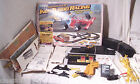 TYCO MAGNUM 440X2 INDY TURBO RACING SLOT CAR SET BOXED 1980S WITH CAR