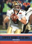 2011 Topps Super Bowl Legends #SBLXLIV Drew Brees - NM-MT