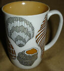Vintage FITZ AND FLOYD FF Shell COQUILLE Mug NAUTICAL