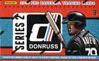 2014 PANINI DONRUSS SERIES 2 BASEBALL HOBBY BOX FACTORY SEALED NEW