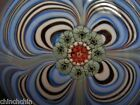 Mind Blowing MILLEFIORI Signed ORIENT & FLUME 1978 PAPERWEIGHT Mesmerizing GLASS