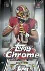 2012 Topps Chrome Factory Sealed FB Hobby Box 1 AUTO Luck & RG3 & Wilson RC +++